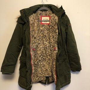 Beautiful warm winter jacket Abercrombie & Fitch